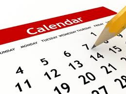 SAVE THE DATE – Mandatory Annual Ceremonial Review